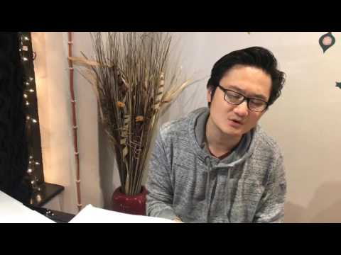 Paul Kwo sings some Christmas  yo test out YouTube live.