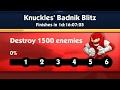 Sonic Dash 2: Sonic Boom - Knuckles' Badnik Blitz