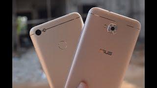 Xiaomi Redmi Y1 vs Asus Zenfone 4 Selfie (ZB553KL): The Best Budget Selfie Smartphone is...