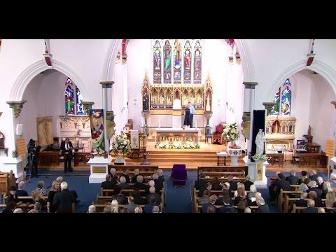 Cilla Black's Funeral
