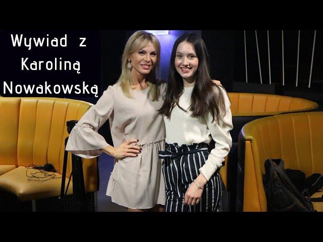 Pozytywność - czym jest? #wywiad #z #aktorka #KarolinaNowakowska