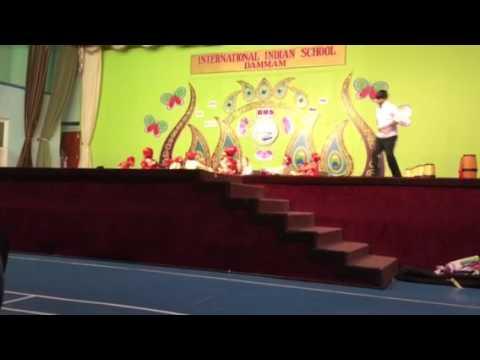 IIS Dammam Dance competition - YouTube