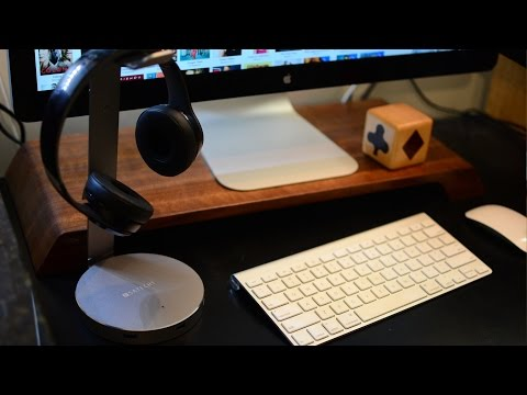 Satechi Aluminum Headphone Stand and USB Hub - [Review]