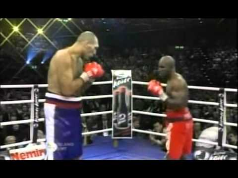 "Evander ""The Real Deal"" Holyfield vs Nikolai ""The Beast"" Valuev - WBA Championship - Part 2/2"