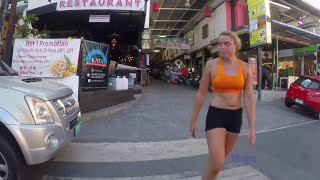 Обзор отеля ч.3 : пляж Карон - Пхукет Ката Ависта, Тайланд/Karon Beach, in Thailand.