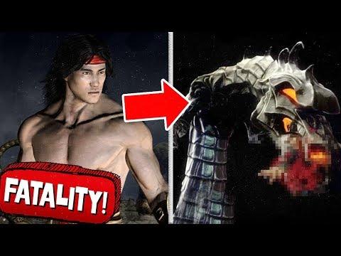 7 Melhores Fatalities de Mortal Kombat 🐲☠ (+16) thumbnail