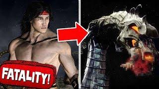 7 Melhores Fatalities de Mortal Kombat 🐲☠ (+16)