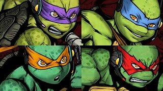 Teenage Mutant Ninja Turtles - Mutants in Manhattan : Conferindo o Game