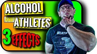 How Bad is Alcohol for Athletes: Surprising NEW Info!