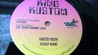 Sluggy Ranks - Ghetto Youth