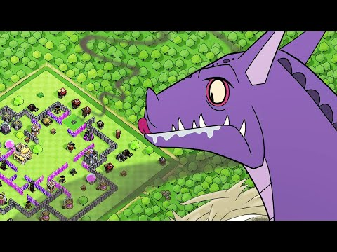 Clash-A-Rama: Full Series Animation Video HD | Clash Of Clans