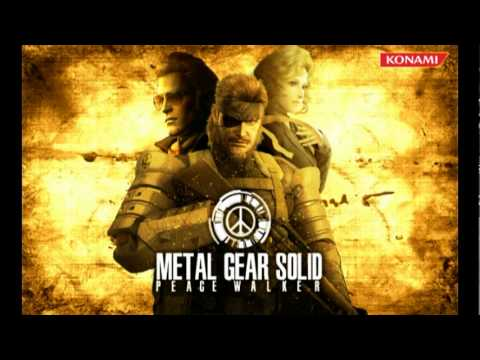 Metal Gear Solid - Peace Walker: