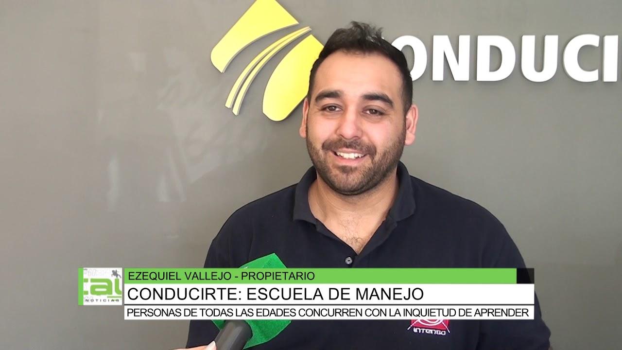 Download Conducirte: Escuela de manejo, Ezequiel Vallejo