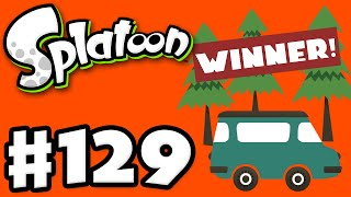 Splatoon - Gameplay Walkthrough Part 129 - Splatfest: Team Cars Wins! (Nintendo Wii U)