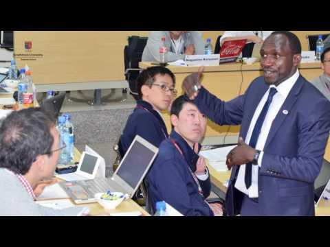 SBS Doing Business in Africa International Module -Keio Business School, Japan
