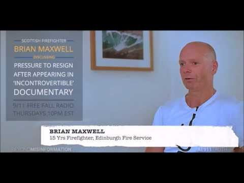 """""""Incontrovertible"""" Firefighter Brian Maxwell"""