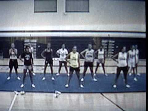 CBHS Cheerleading tape