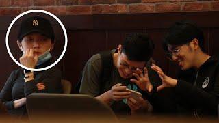 Man Secretly Filmed Girlfriend and Shares with Friend | Social Experiment 得知女生被男友偷偷拍下私密视频,有人选择将真相告诉她
