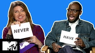 Game Night Cast Play 'Never Have I Ever' | MTV Movies