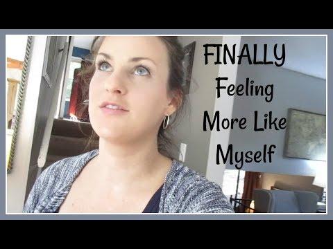 Postpartum- FINALLY Feeling More Like Myself (October 9-10 Vlog)