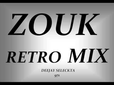 SOUVENIRS ZOUK RETRO 2H MIX 2015 [45 PISTES]-Philippe Dilo-Eddy Marc- David & Corine
