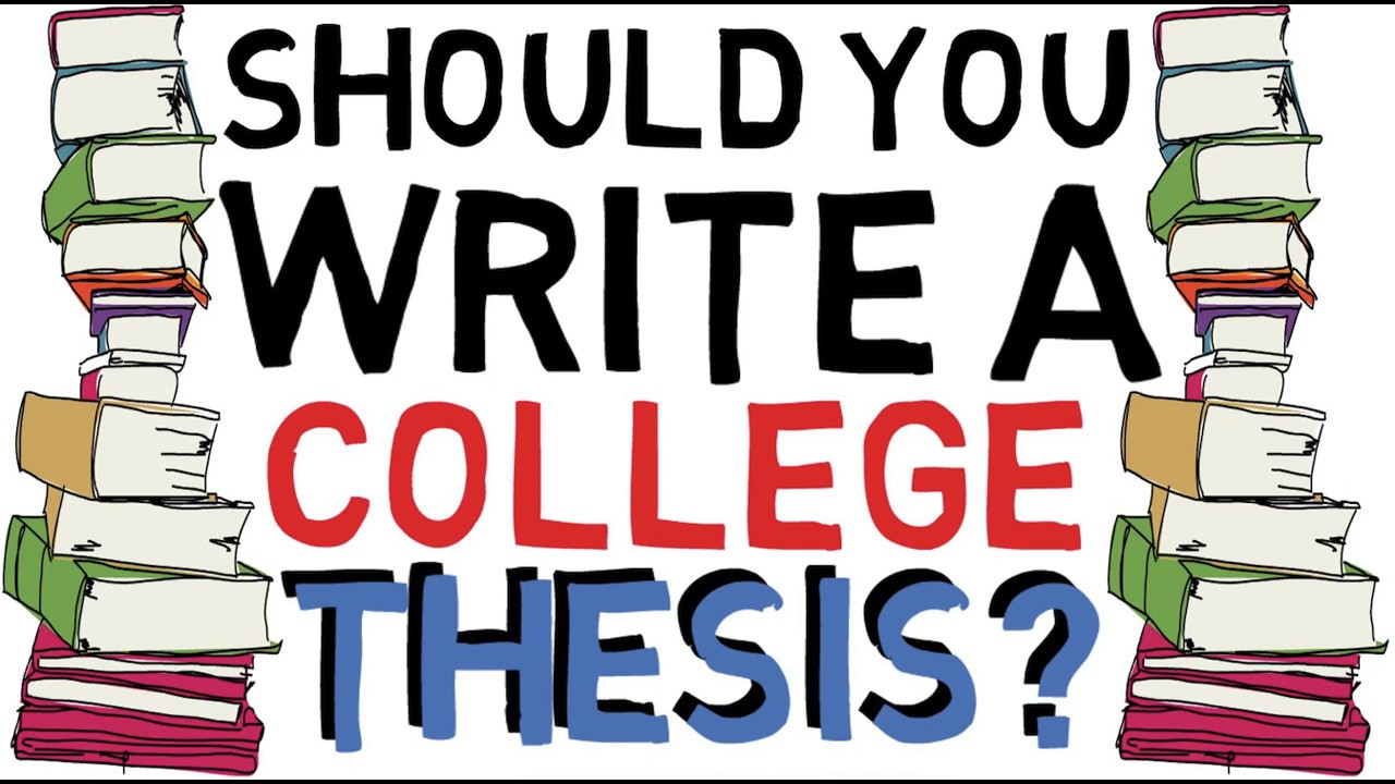 when do you write a thesis in college Start with prewriting write statements or words that come to your mind when you think of college (note: do not go for the party or girls/guys angle that impresses no one) from that create a speic statement that manges to cover what you want to include such as since college to me is freedom and future i could say college is the opportunity to form my own future by offering me freedom to.