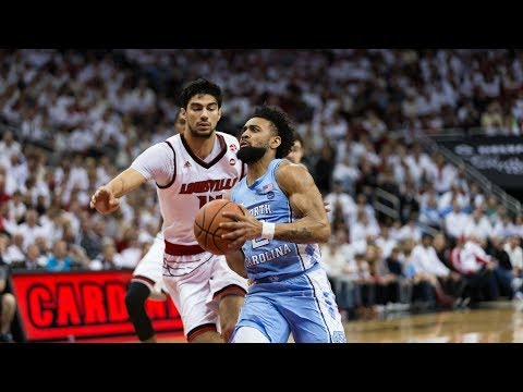 UNC Men's Basketball: Balanced Scoring Keys Win at Louisville, 93-76