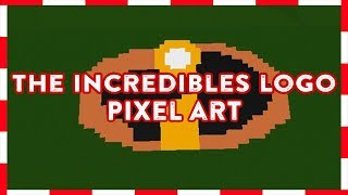 ROBLOX | THE INCREDIBLES LOGO (with face cam)