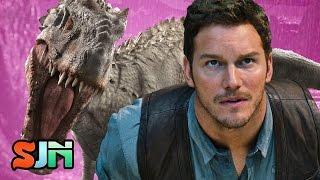 Jurassic World 2 Director Teases Dark Sequel