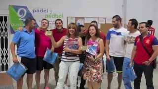 Entrega de premios Amigos de Javier