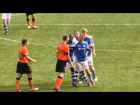 SPL Bust Up - Sean Dillon, Gregory Tade and Steven Anderson