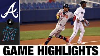 Braves vs. Marlins Game Highlights (6/13/21) | MLB Highlights
