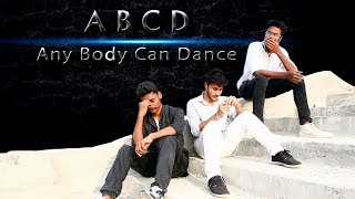 ABCD || ANY BODY CAN DANCE|| Naalo Uthsahame DANCE COVER || by  NCD CREW