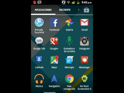 descargar holo launcher para android 2.3.6