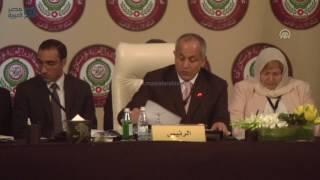 مصر العربية   انطلاق اجتماع المندوبين الدائمين للجامعة العربية بالبحر الميت