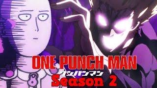 One Punch Man Season 2 Will Happen?!?!
