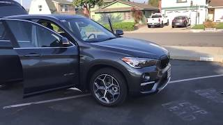 Why I love the 2018/2019 BMW X1 - A definite Buy!