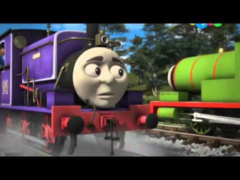 Томас и его друзья 17 Сезон. Серия 10. Не сейчас, Чарли!