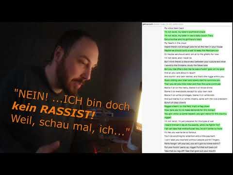 Rap-Battle: Weiß gegen Schwarz - Übersetzung und Text-Analyse zu Joyner Lucas - I am not racist