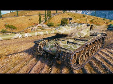 T57 Heavy, НА ЧТО СПОСОБЕН ХЕВИК В ПАТЧЕ 1.7.0