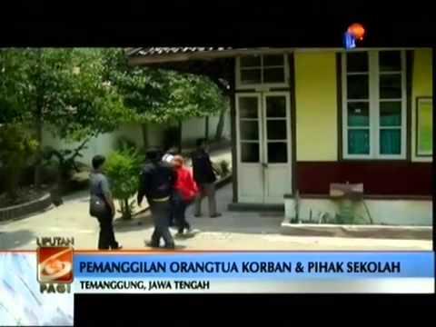 3 Kasus Video Kekerasan Siswa SD di Temanggung   Liputan6 com