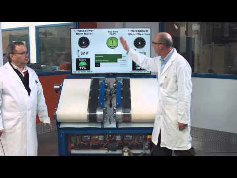 Energy Efficiency Comparison Demonstration