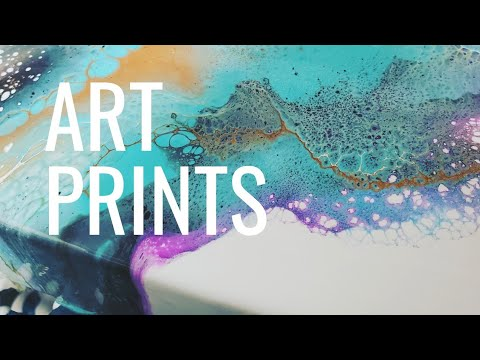 Making Prints Of Your Art
