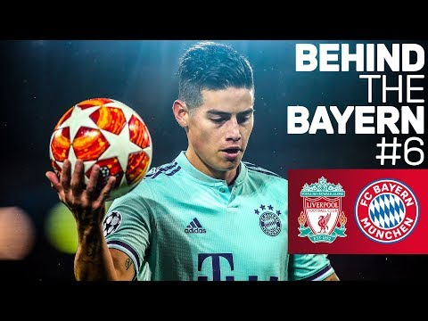 Liverpool FC vs. FC Bayern: Champions League at Anfield | Behind the Bayern #6