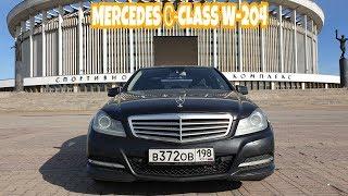 Обзор Mercedes-BENZ C-Класс W-204/Отзыв Тест и Надежность.