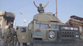 أخبار عربية - الجيش العراقي يصد هجوما لمسلحي داعش وسط قضاء الحمدانية