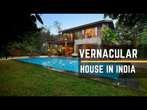Vernacular Houses in India - 1
