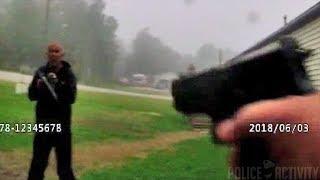 Suspect Gets Shot After Pointing Shotgun At Deputy thumbnail