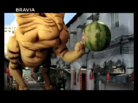 Video quảng cáo TV Bravia - tranh Đám cưới chuột Tết 2011