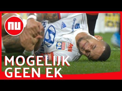 Memphis Scheurt Kruisband En Mist Mogelijk EK | NU.nl